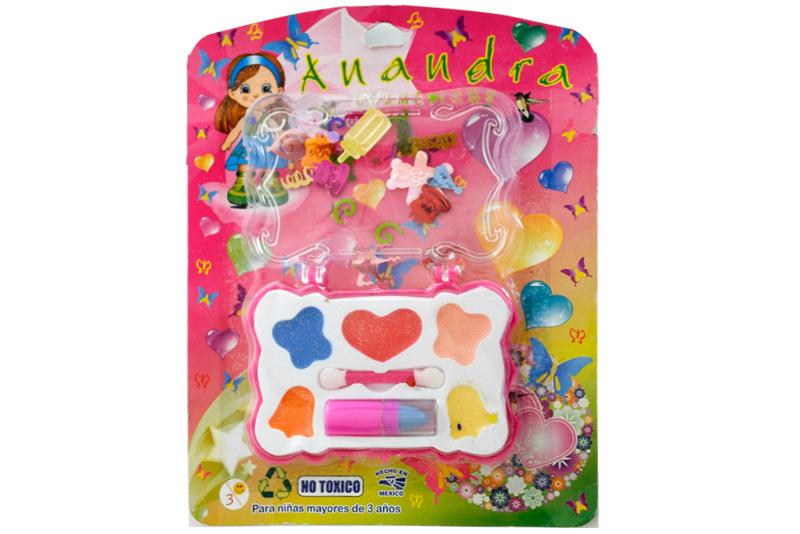 juguetes especiales, Maquillaje infantil de Campanas - Wiwi fiestas de mayoreo