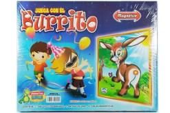 juguetes didácticos, Ponle la cola al Burro - Wiwi fiestas de Mayoreo
