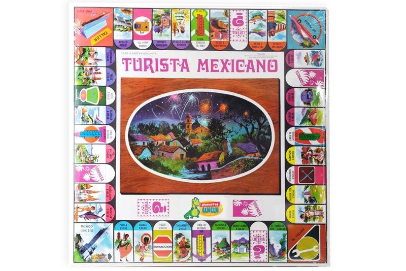 Turista Mexicano Juego De Mesa Wiwi Juegos De Mayoreo Wiwi