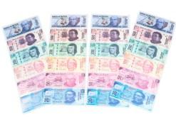 Dinero Didáctico Billetes de tira – Wiwi didácticos de mayoreo