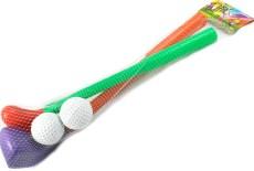 Juego de Golf de plástico - Wiwi Juegos de mayoreo