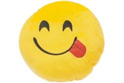 juguetes para fiestas,Cojín de Emoticon 30 cm - Wiwi fiesta de mayoreo