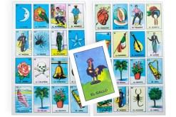 Lotería mediana tradicional del Gallo - Wiwi Loterías de Mayoreo