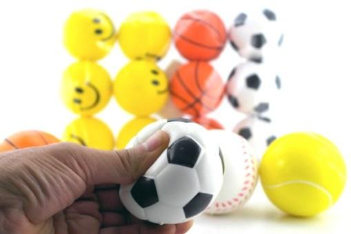 Pelotas Relax 2 pulgadas 12 piezas - Wiwi pelotas de Mayoreo
