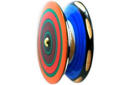 Yoyo tradicional de madera - Wiwi juegos de mayoreo