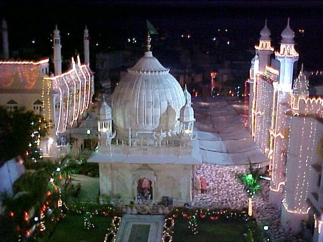 Five most famous Dargah of India