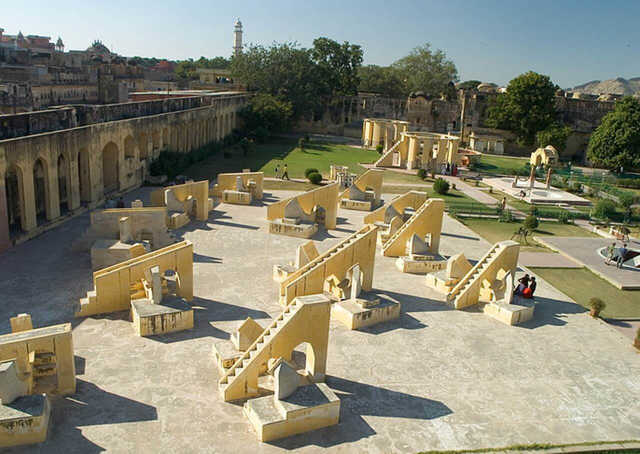jantar-mantar- Tourist places to visit in Jaipur city