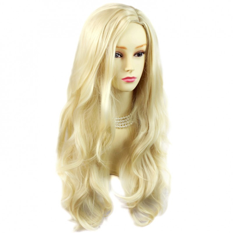 Wiwigs Sexy Fabulous Long Layers Wavy Wig Light Blonde