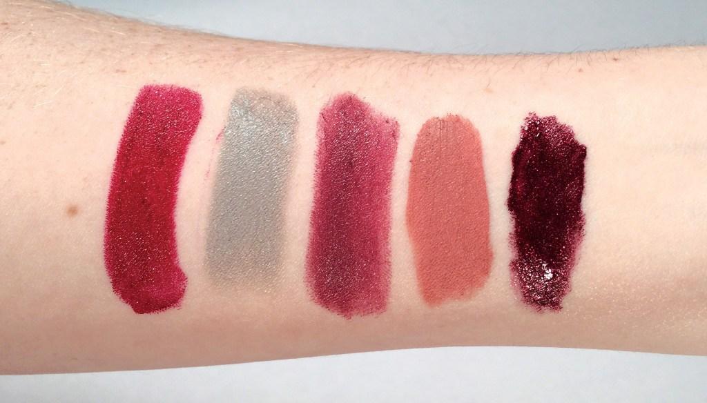 Top 5 Lipsticks for Winter | The Rebel Planner