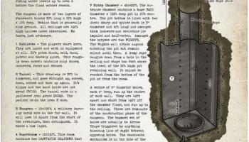 Escape the Oubliette - Wizard's Laboratory