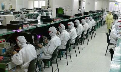 Foxconn - Steve Jurvetson (www.flickr.com/people/jurvetson)