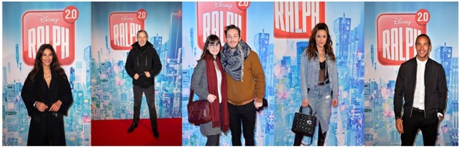 les photos de l evenement sont disponibles sur www image net ralph2frenchpremiere