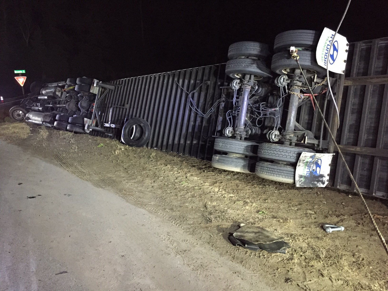 Tractor Trailer Accident_114497