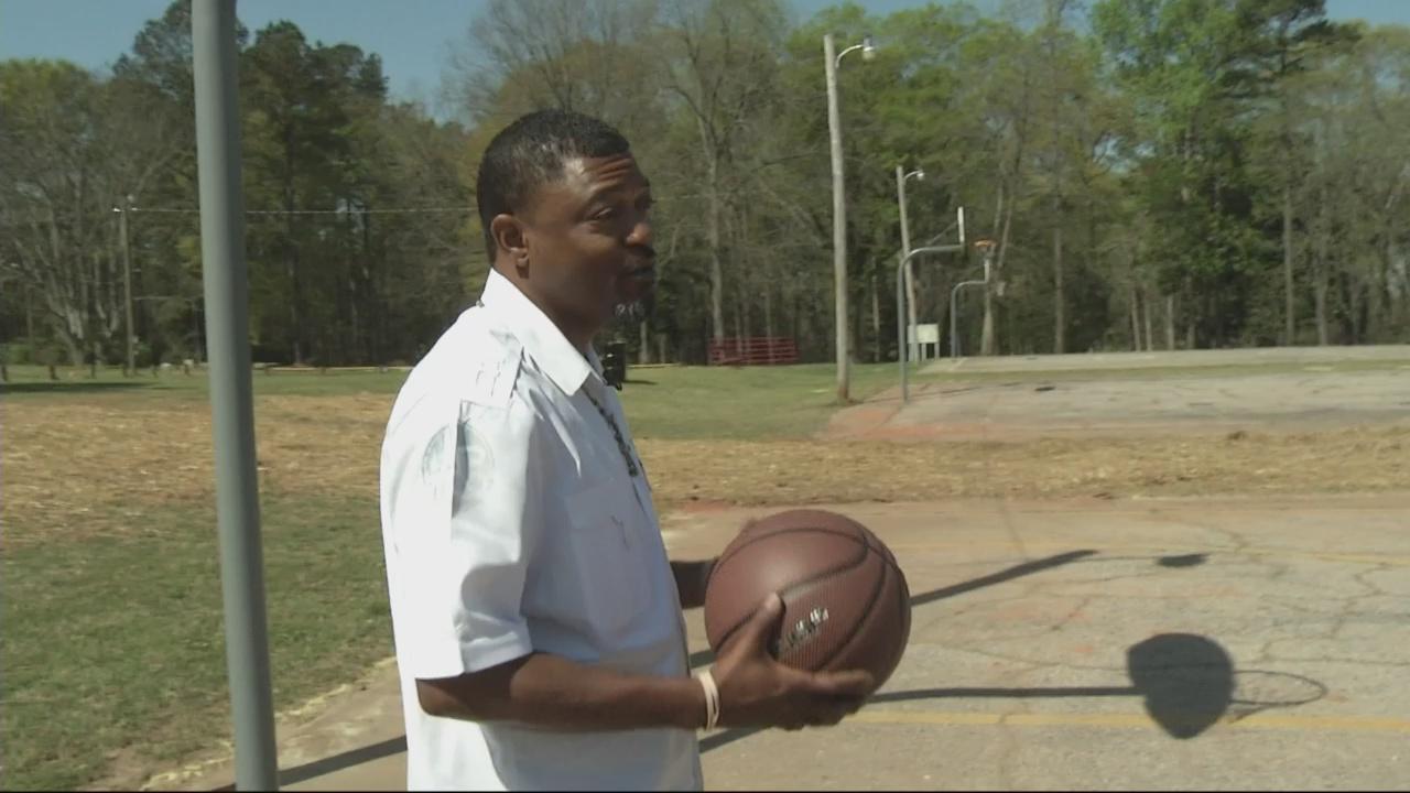 Minister Changes Life, Neighborhood Park For Children