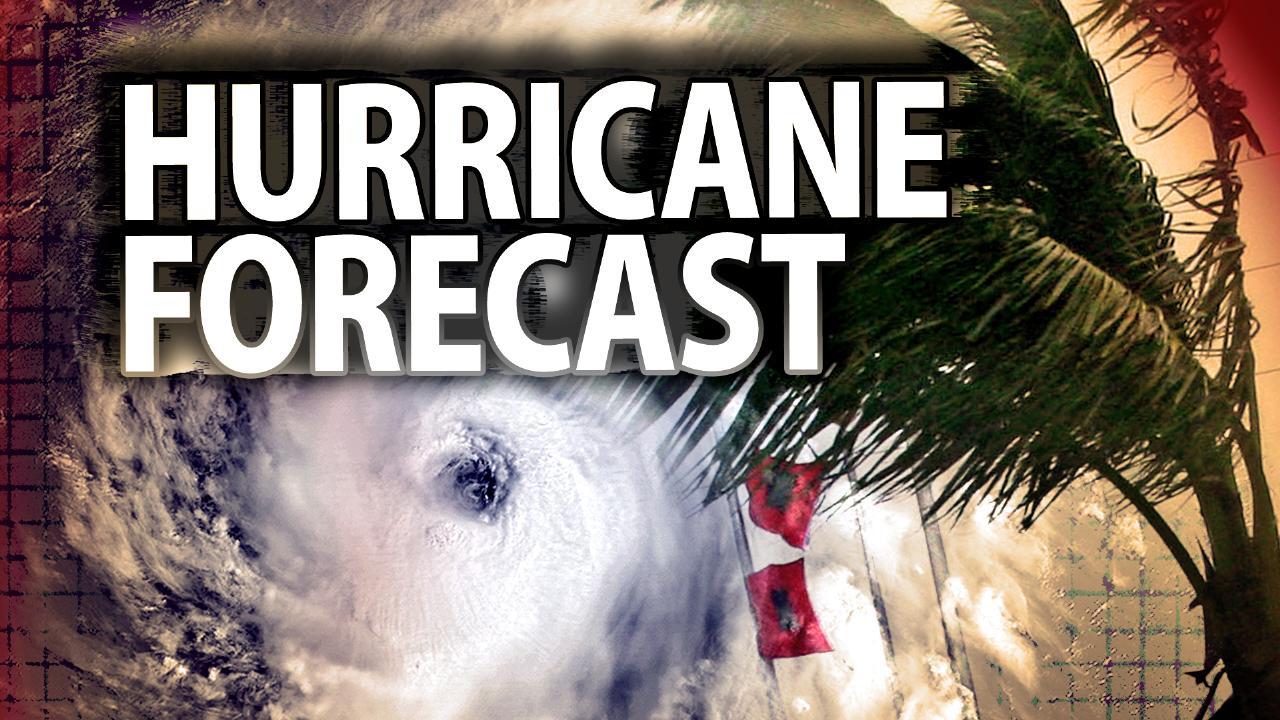 Hurricane season forecast_138015