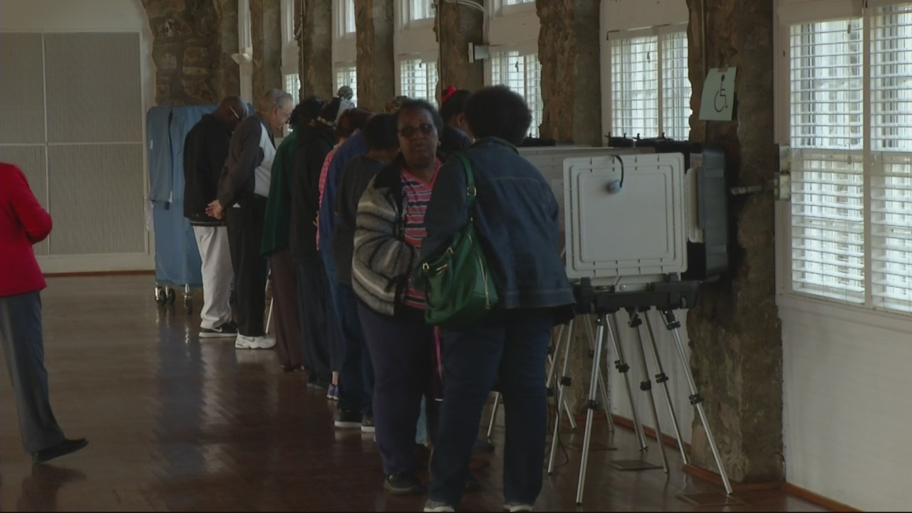 Early voting helps make for smooth election day except for some voters
