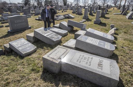 Jewish Cemetery Damage_229273