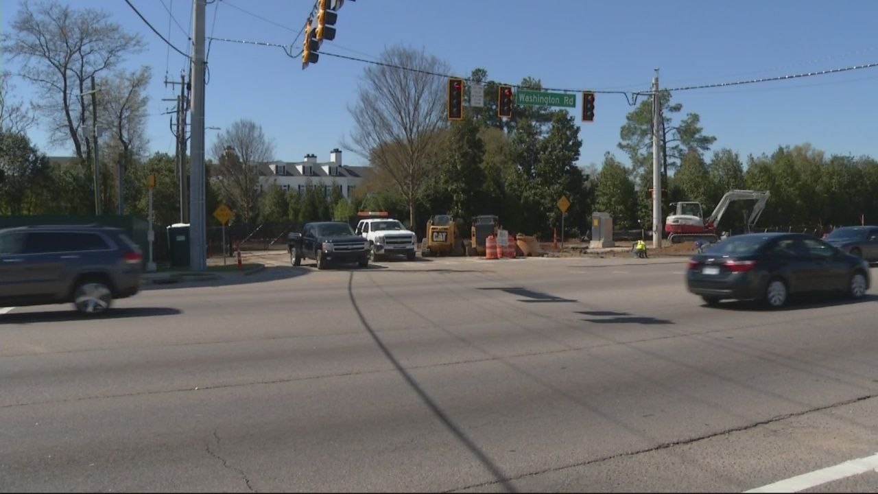 Locals react to changes outside golf course