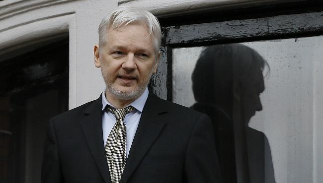 Britain Assange_233754