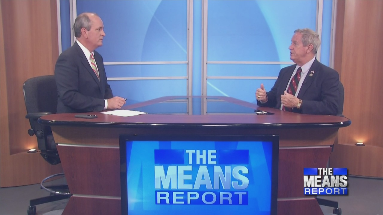 Congressman Joe Wilson talks foreign affairs and all things Washington: Part 1
