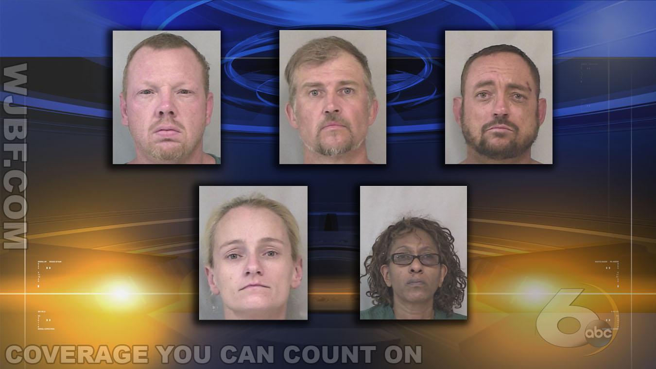 burke county drug bust_254024