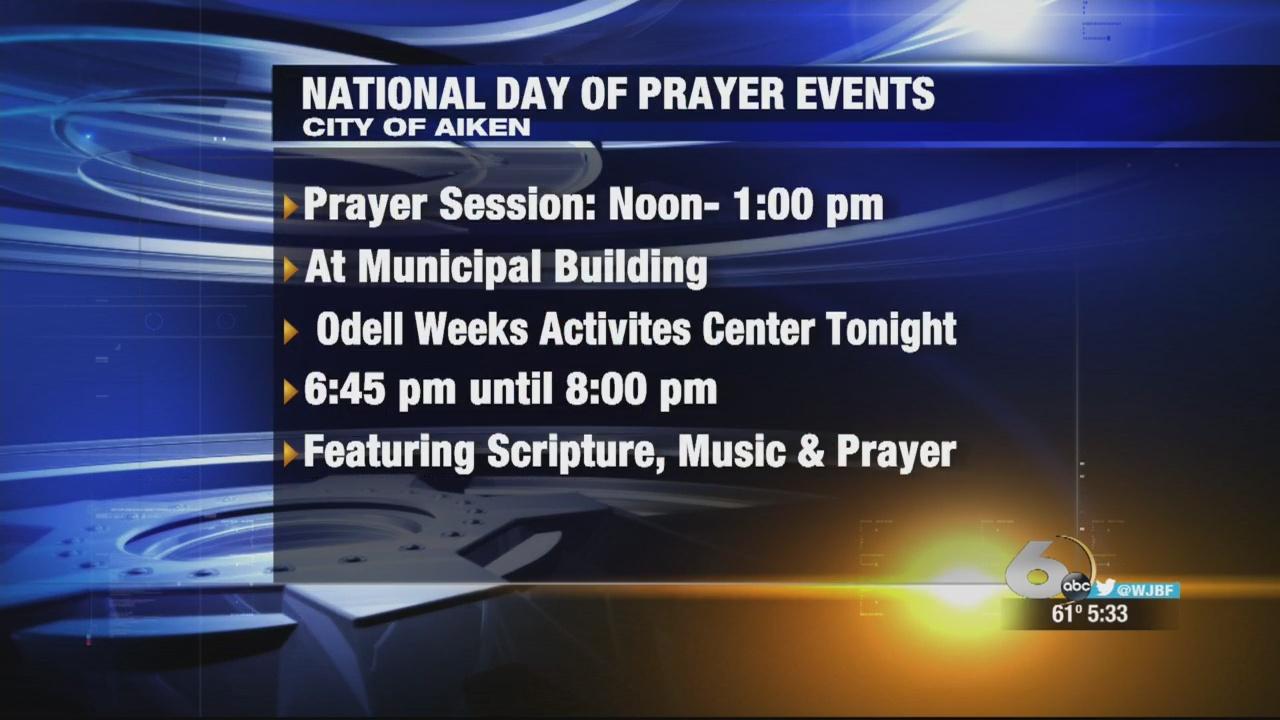 Prayer events in Aiken_256977