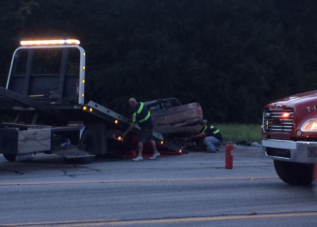 Victim identified in fatal traffic accident on Mike Padgett