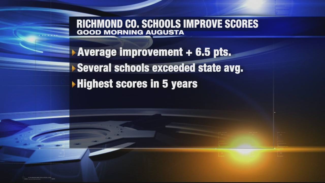 Richmond Co. test scores improve_337261