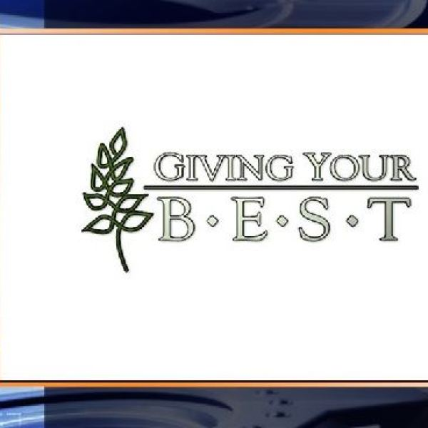 GIVING YOUR BEST logo_350837