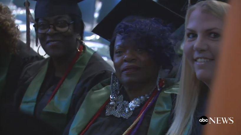 grandmother graduates with granddaughter_355516