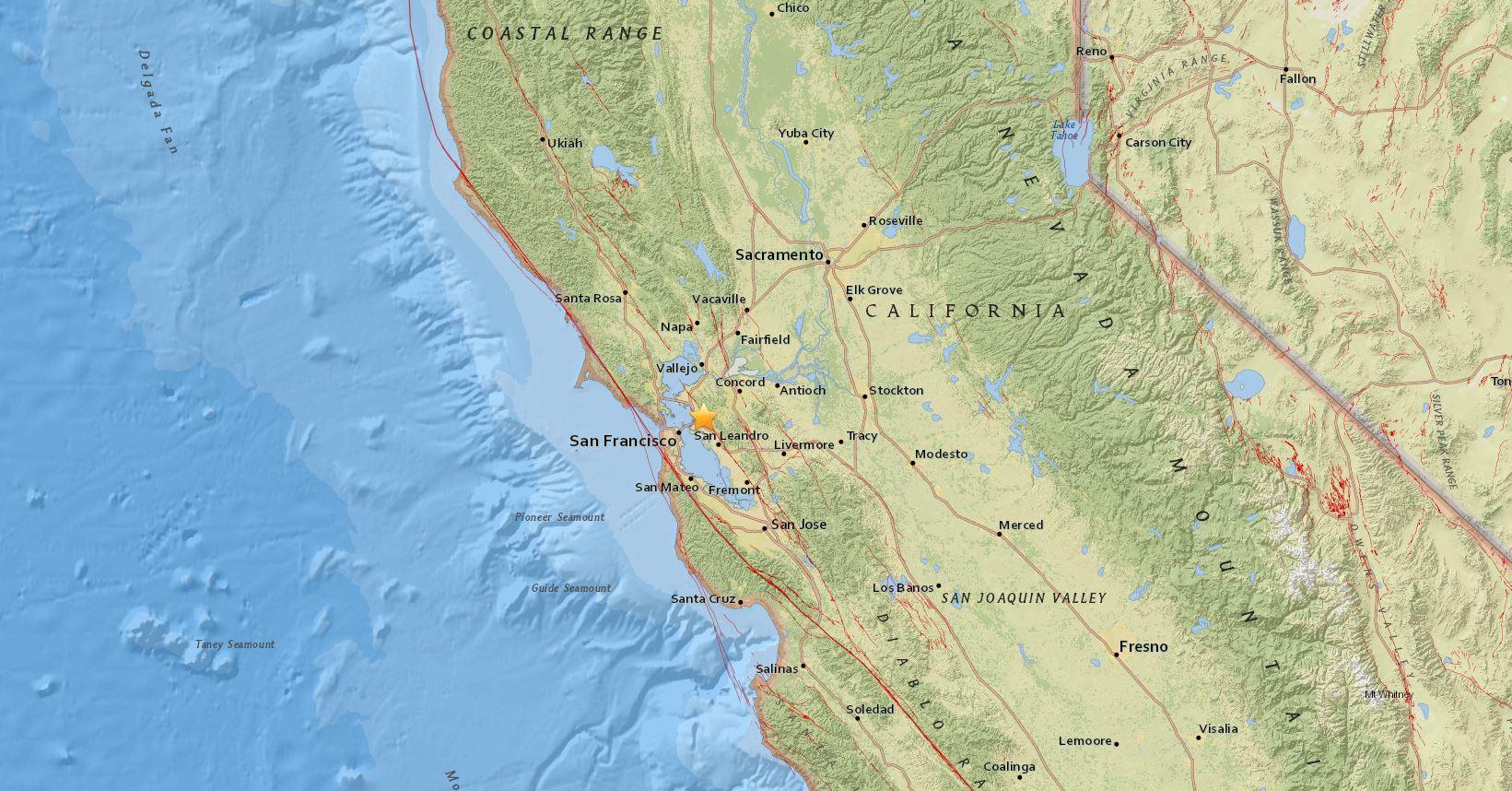 4.4 earth quake in San Francisco pic 2_361829