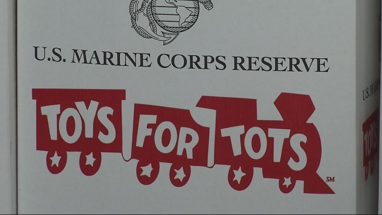 Augusta's Toys for Tots program names new leader.