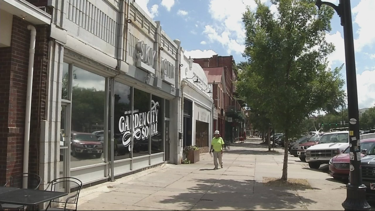 Augusta's music scene makes changes
