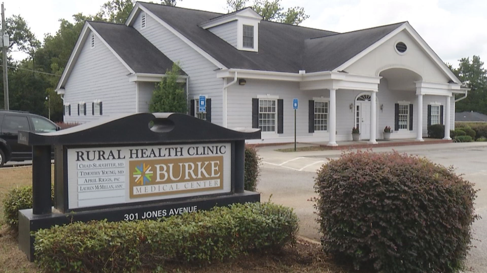 Burke County Medical Center Rural Clinic