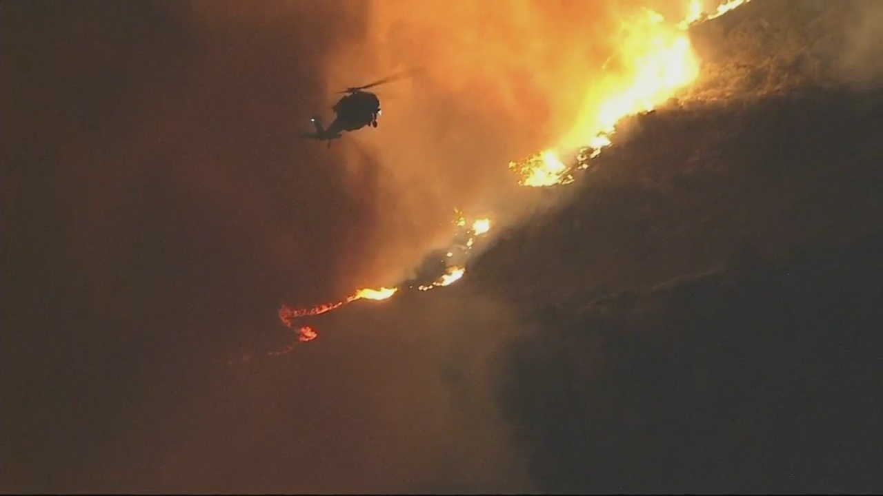 California wildfires destroy thousands of buildings