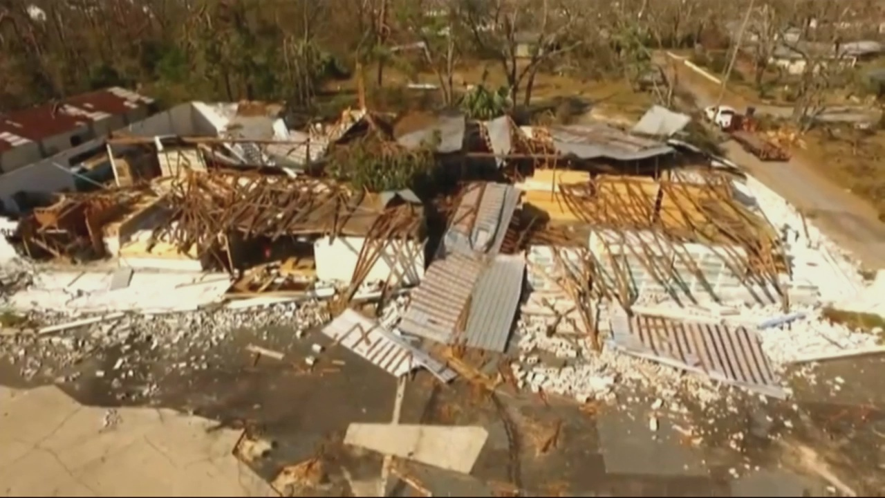 Georgia lawmakers allocating funds for areas hardest hit by Hurricane Michael