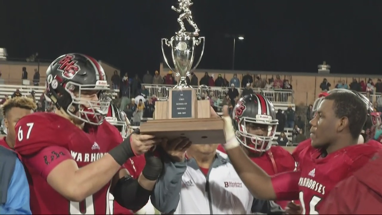 Barnwell falls 48-14 to Abbeville in 2A state championship