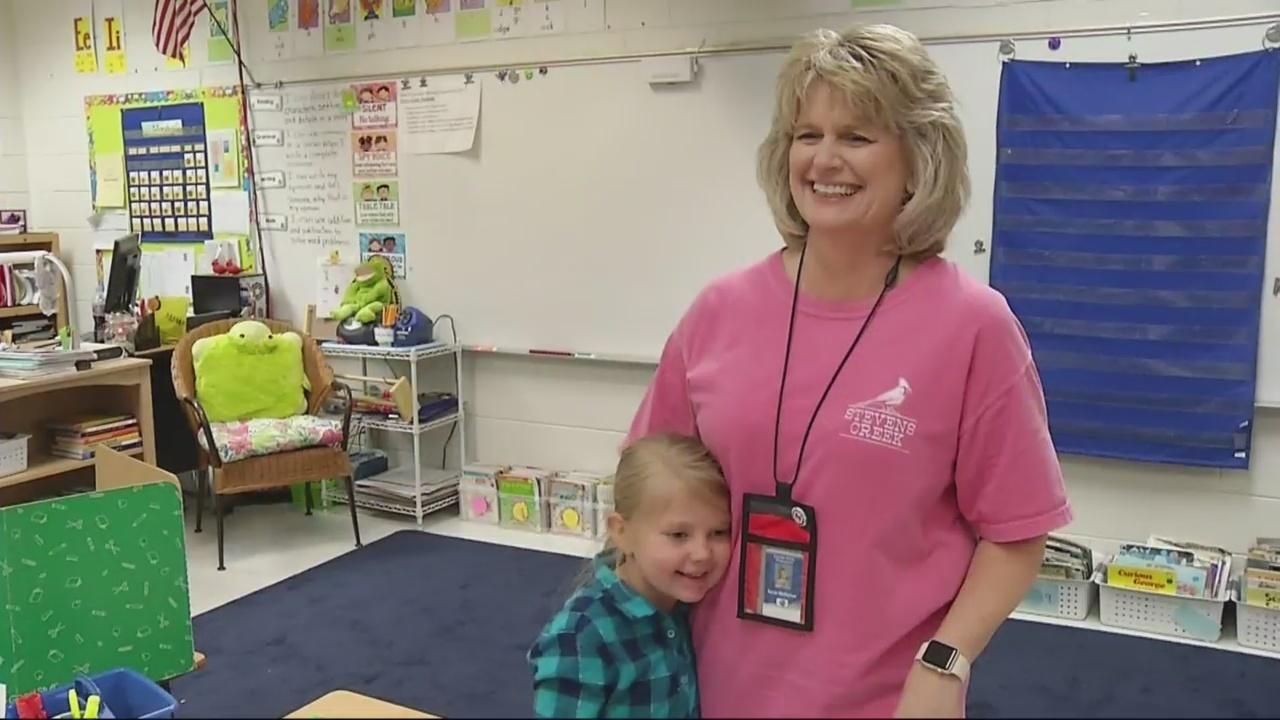 Golden Apple: Karen McMahan