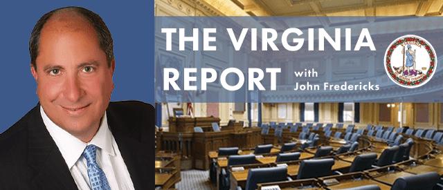 The Virginia Report Graphic