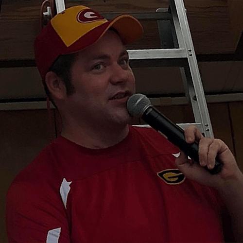 GHS Football Hosts Charlie Baker