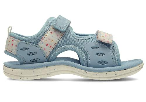 b2b7d037 Clarks Star Games Infant Girls Sandal Girls Footwear From Wj Star Games  Infant Girls Sandal