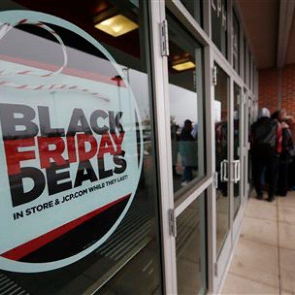 Black Friday Sales, Shoppers, J.C. Penny_240102