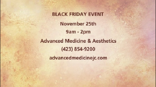 black-friday-event-at-advanced-medicine-and-aesthetics_240580