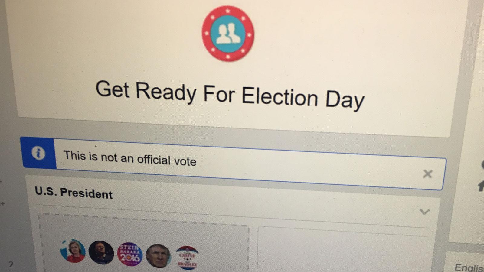 Facebook Election Day_234481