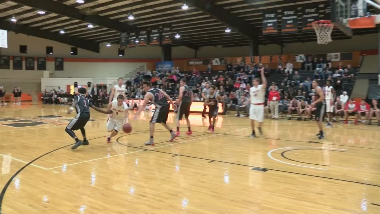 Milligan's Bostian leads the Buffs over Bryan