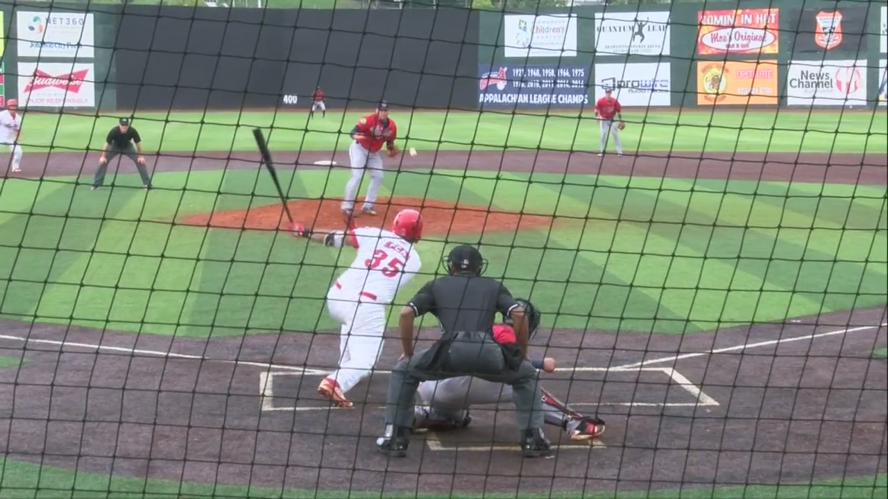 JC Cardinals blow past Elizabethton on youth day at the ballpark