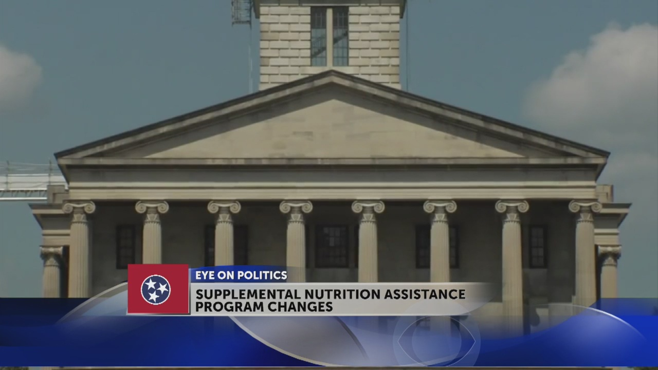 Food stamp work requirement to return for most of Tennessee
