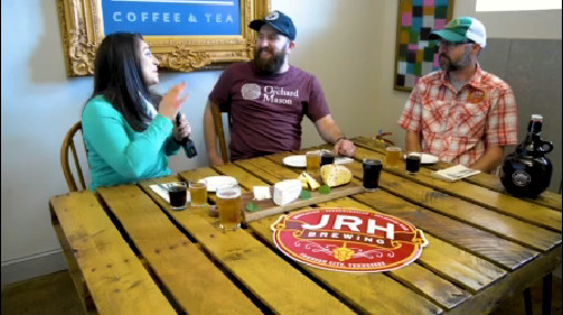 Beer and Cheese Pairing at JRH Brewing