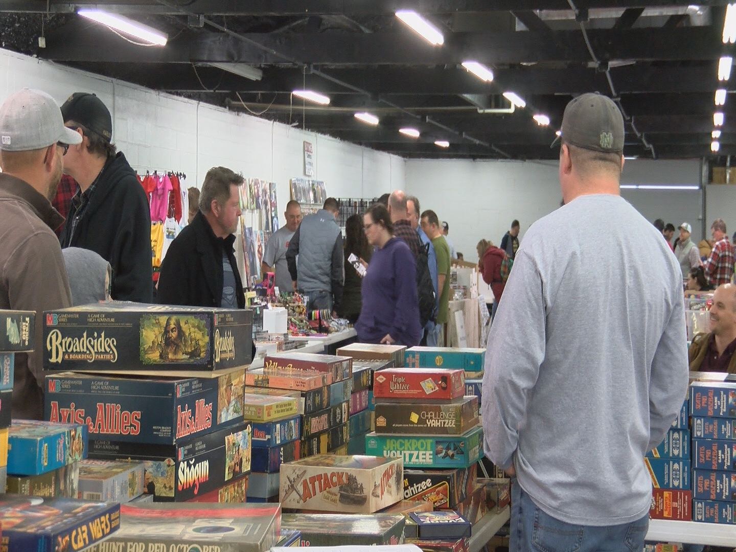 Tri-Cities Toy and Hobby Show