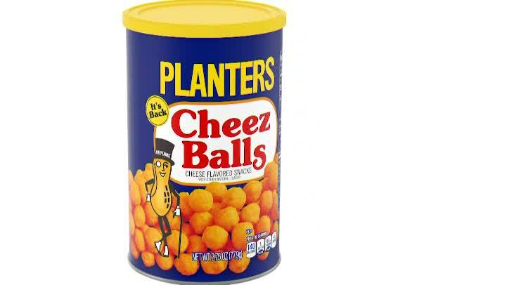 Planters Cheez Balls coming back to stores